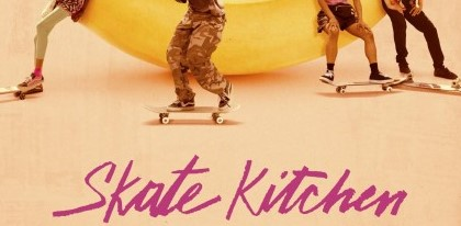 Viernes de Película: Hoy se proyectará Skate Kitchen!