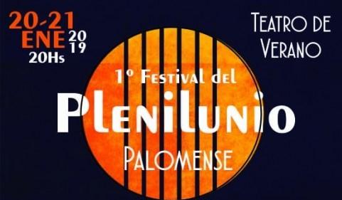 1er Festival del Plenilunio Palomense