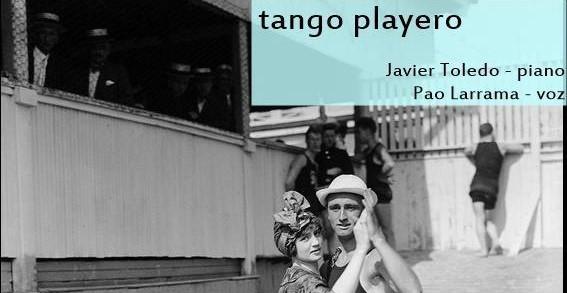 Noche a puro tango en La Paloma!