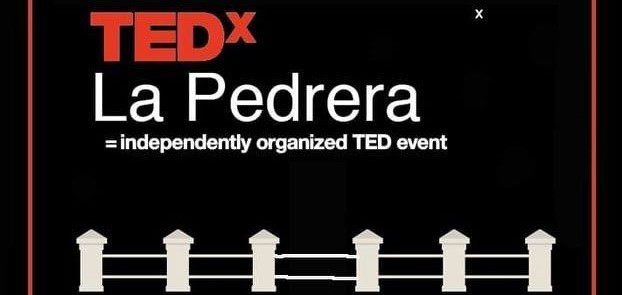 Llega TEDx La Pedrera!