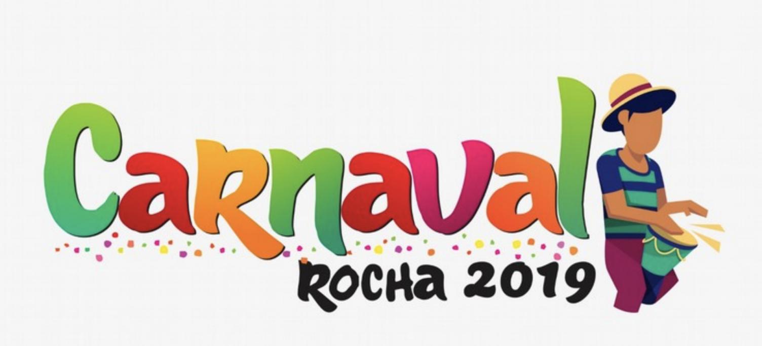 Carnaval 2019 en la ciudad de la ciudad de Rocha