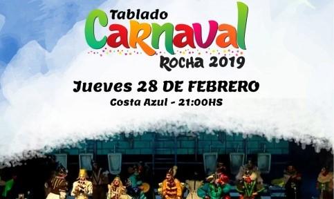 28/2: Carnaval en La Paloma!