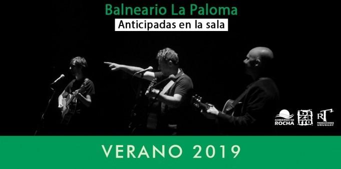 El Astillero en vivo en La Paloma!