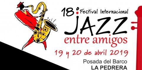 18° Festival de Jazz Entre Amigos en La Pedrera!